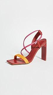 Cult Gaia Abella 凉鞋