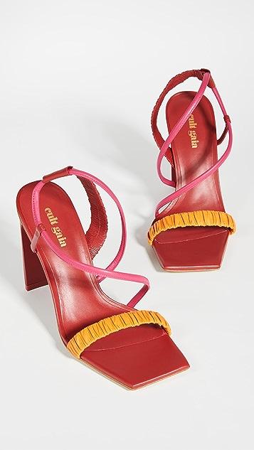 Cult Gaia Abella Sandals