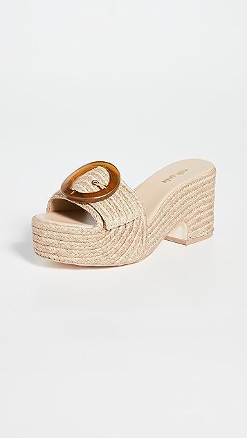 Cult Gaia Cleia 厚底鞋