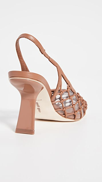 Cult Gaia Soray 露跟鞋