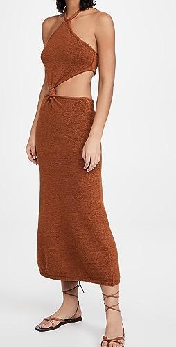 Cult Gaia - Cameron 针织连衣裙