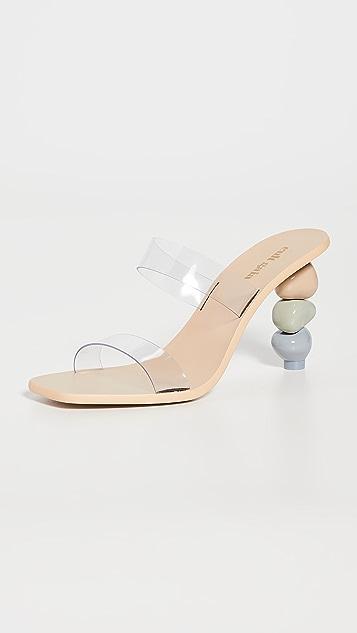 Cult Gaia Meta 凉鞋