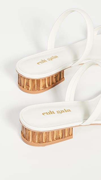 Cult Gaia Liz 凉鞋