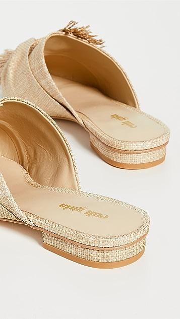 Cult Gaia Angie 平底鞋