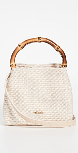 Cult Gaia - Solene Mini Top Handle Bag