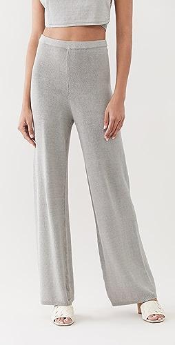 Cult Gaia - Shauna Knit Pants