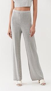 Cult Gaia Shauna Knit Pants