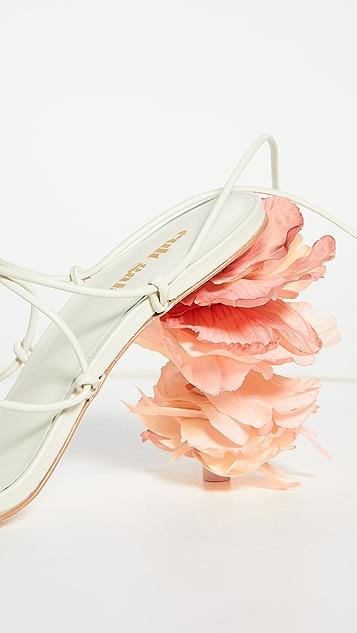 Cult Gaia Effie Sandals