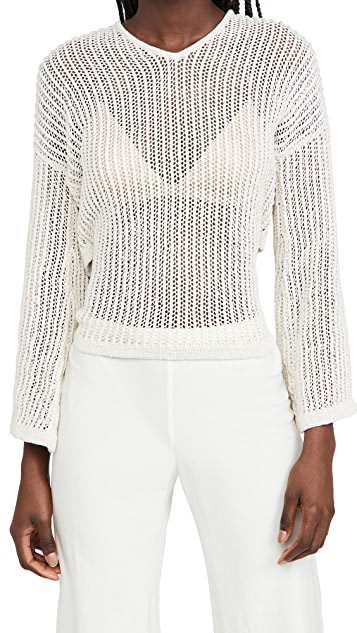 Cult Gaia Catherine Sweater