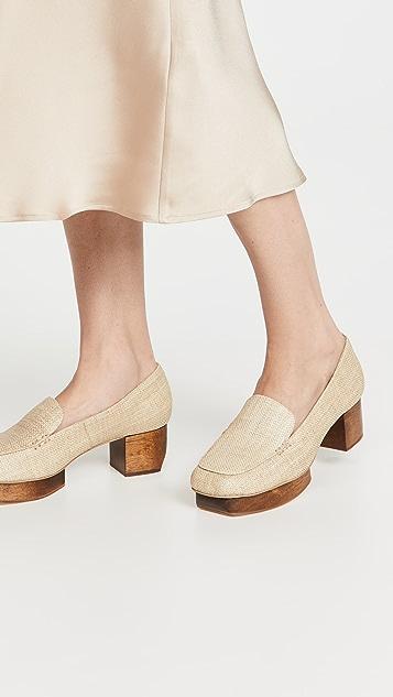Cult Gaia Lenny 乐福鞋