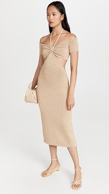 Cult Gaia Alicia Knit Dress