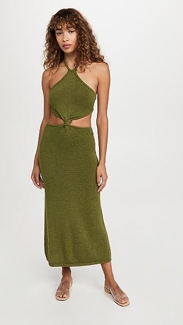 Cult Gaia Cameron Knit Dress
