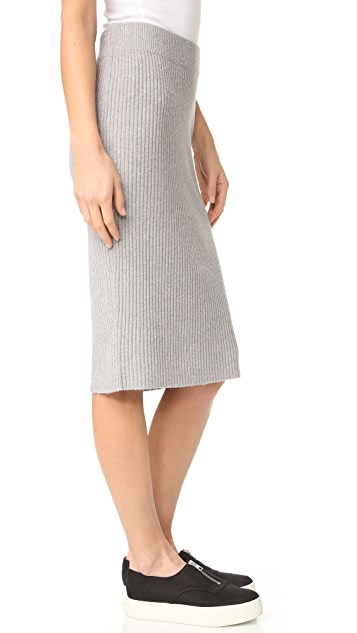 cupcakes and cashmere Charleigh Sweater Pencil Skirt