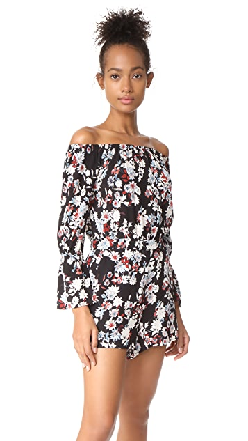 cupcakes and cashmere Gia Market Romper