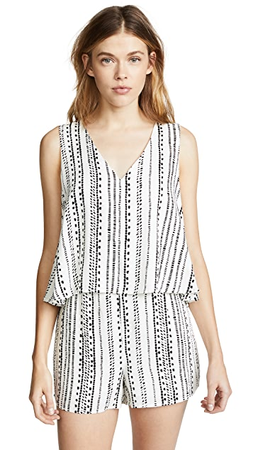 cupcakes and cashmere Joann Romper
