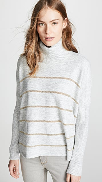 cupcakes and cashmere Harlo Turtleneck Sweater