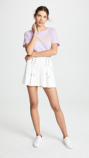 cupcakes and cashmere Rumer Shorts