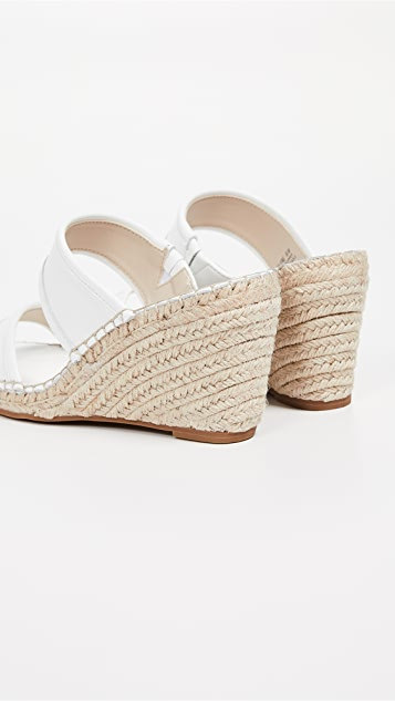 cupcakes and cashmere Nalene Wedge Espadrilles