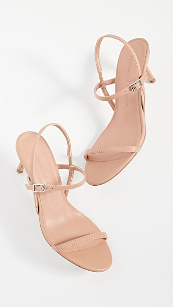 cupcakes and cashmere Alexane Strappy Sandals