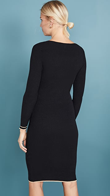 cupcakes and cashmere Claudia Sweater Dress