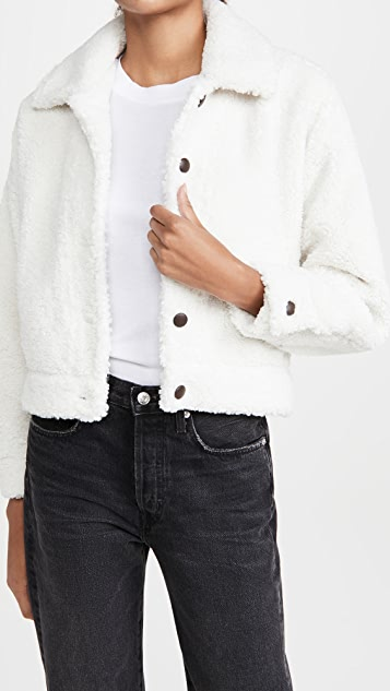 cupcakes and cashmere Fiona Jacket