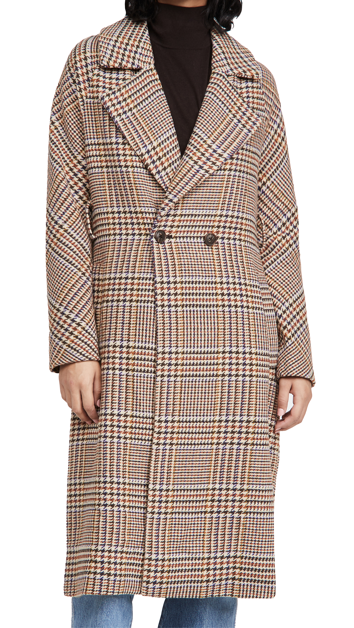 cupcakes and cashmere Patsy Coat