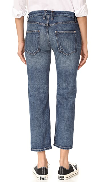 Current/Elliott The Boyfriend Jeans