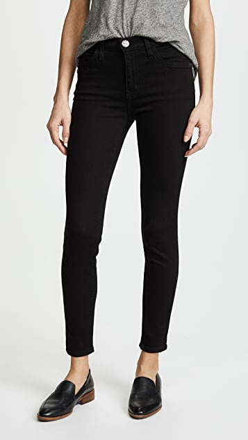 For Cheap Discount Multi Coloured The High Waist Stiletto Cropped Skinny Jeans - Dark denim Current Elliott Outlet Nicekicks Outlet Store Locations nvXHy3eIZh