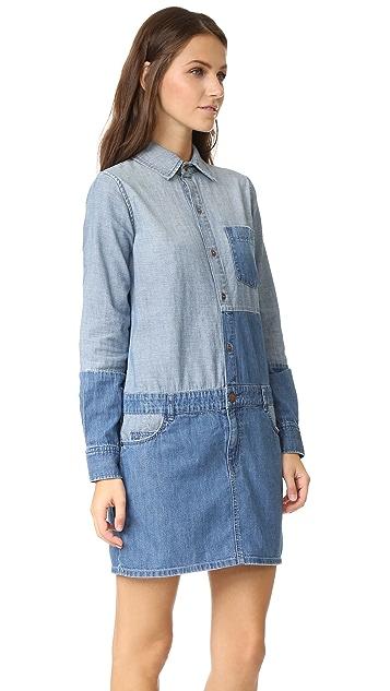 Current/Elliott The Whitney Shirtdress