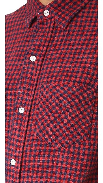 Current/Elliott The Two Pocket Prep School Shirt