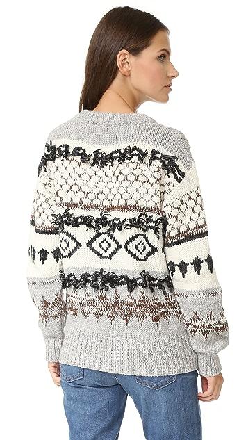 Current/Elliott The Boyfriend Sweater