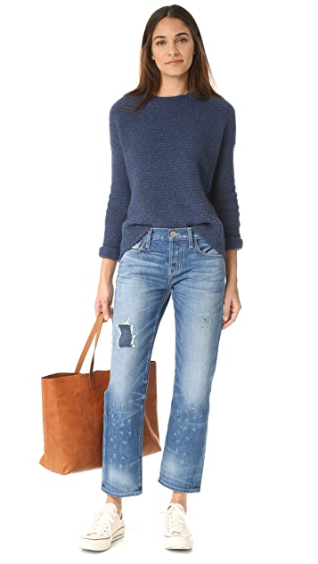Current/Elliott Cone Denim x The Crossover Jeans
