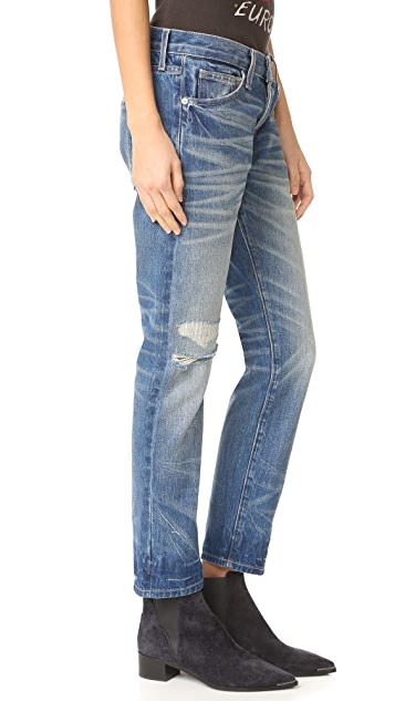 Current/Elliott Cone Denim x The Selvedge Fling Denim
