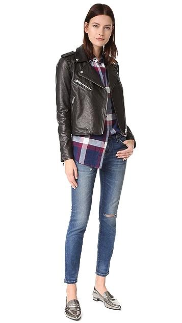 Current/Elliott Cone Denim x The Selvedge Easy Stiletto Jeans