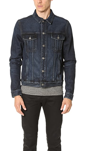 Current/Elliott Hendrix Denim Jacket