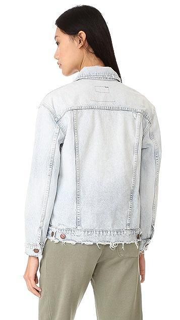 Current/Elliott The Boyfriend Trucker Jacket
