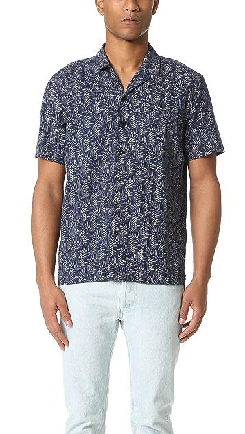 Current/Elliott Catalina Short Sleeve Shirt