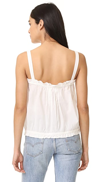 Current/Elliott The Lace Tank