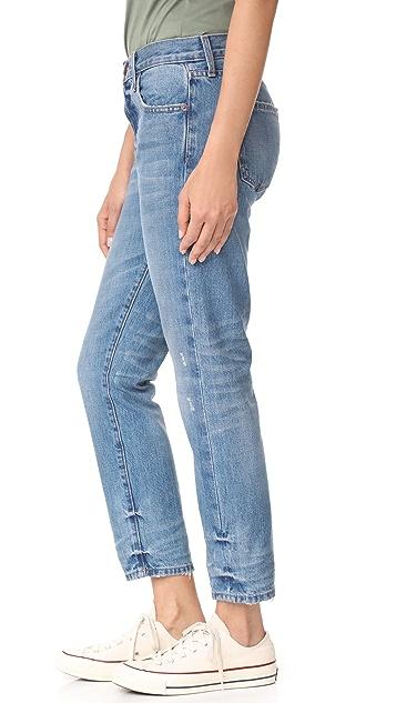 Current/Elliott Taper Jeans
