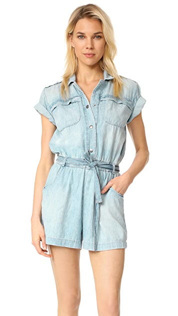 Current/Elliott The Easy Romper