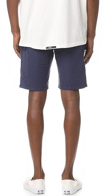Current/Elliott Masson Shorts