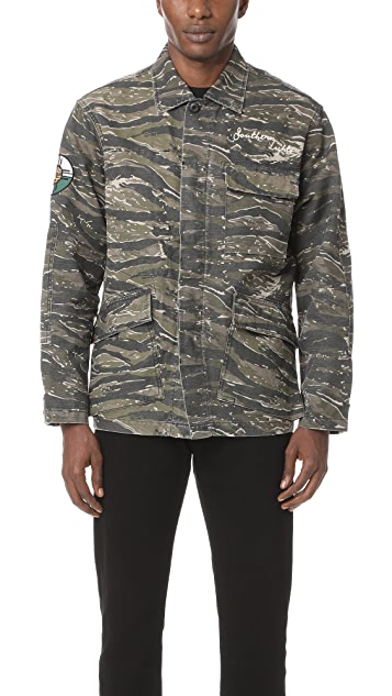 Current/Elliott Fatigue Jacket