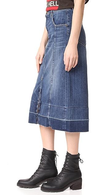Current/Elliott The Craftsman Skirt