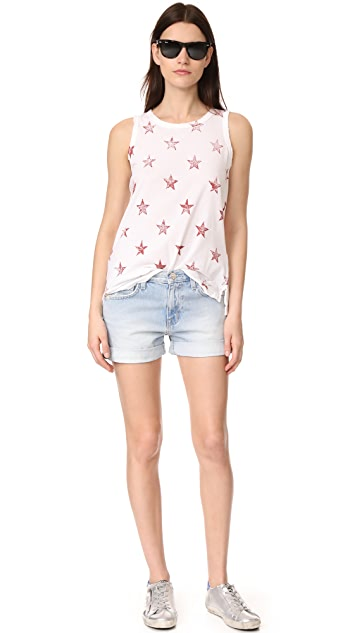 Current/Elliott The Star Muscle Tee