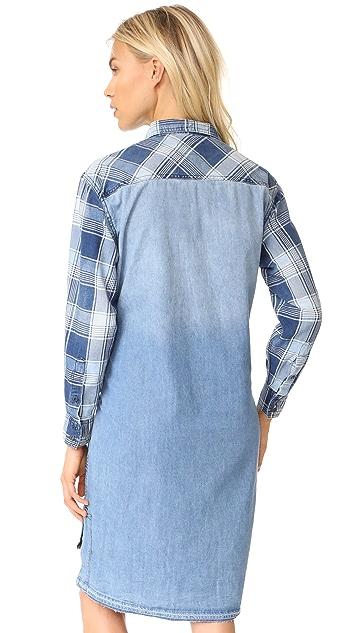 Current/Elliott The Twist High Low Dress