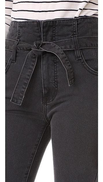 Current/Elliott The Corset Stiletto Jeans
