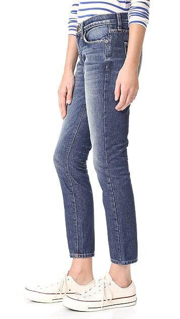 Current/Elliott The Easy Stiletto Jeans