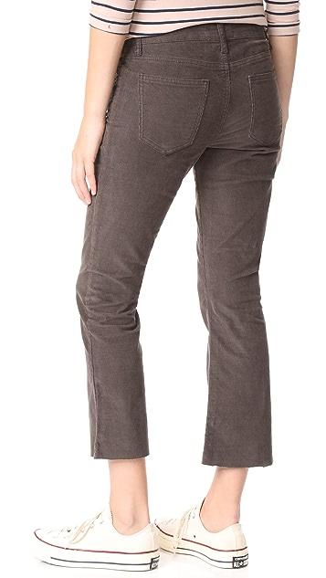 Current/Elliott The Corduroy Kick Jeans