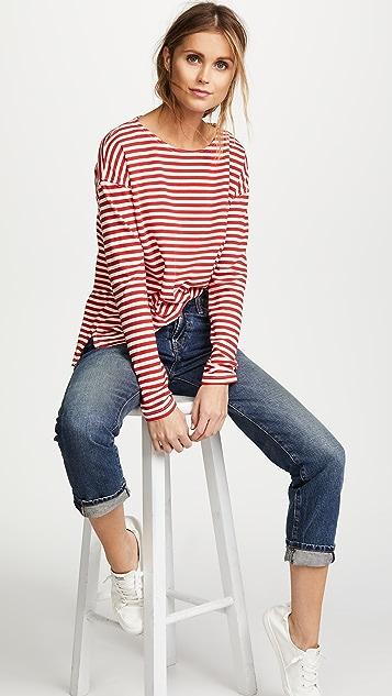 Current/Elliott The Selvedge Taper Jeans