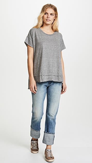Current/Elliott The High Low Tee